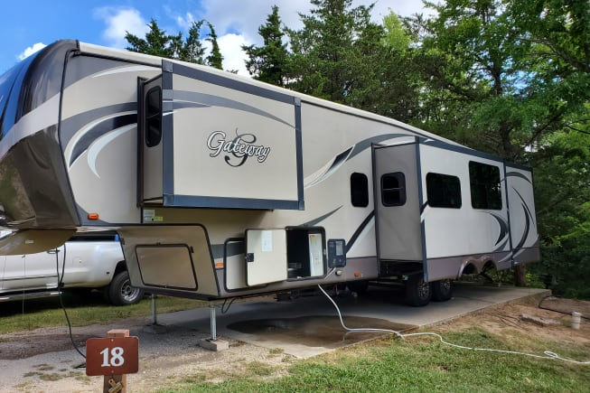2014 Heartland Gateway available for rent in Oklahoma city OK