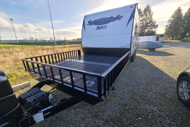 2015 Keystone Springdale available for rent in Tacoma WA
