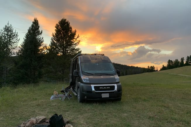 2020 Winnebago Travato GL available for rent in Savoy TX