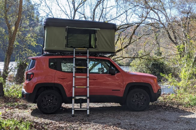 2020 Jeep Renegade available for rent in Cleveland TN