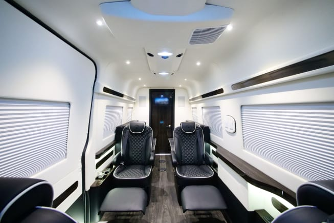2018 Mercedes-Benz Custom Coach available for rent in JACKSON NJ