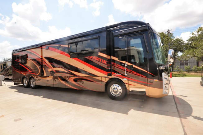 2017 Entegra Coach Anthem 44B available for rent in Denver CO