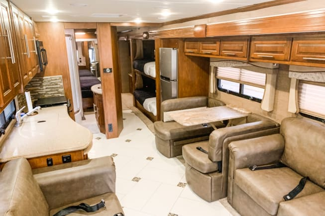 2014 Coachmen Sportscoach Cross Country available for rent in DALLAS TX