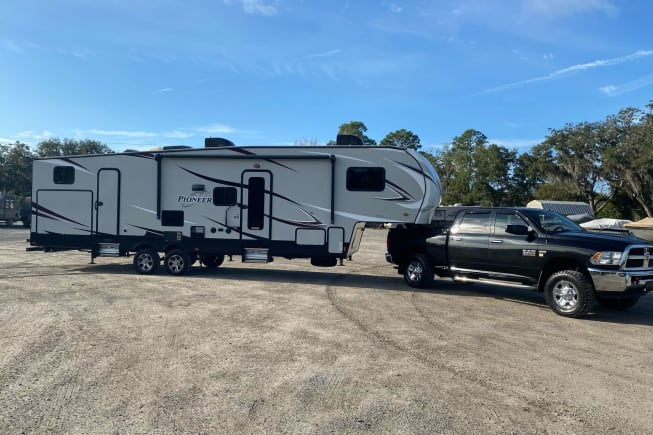 2017 Heartland Pioneer (Bunkhouse) available for rent in Orlando FL