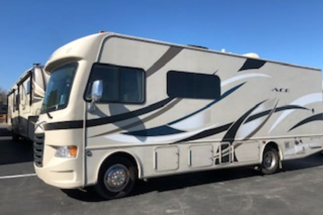 2015 Thor Motor Coach A.C.E available for rent in Round Rock TX
