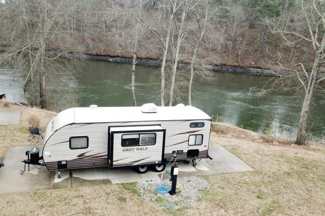 2016 Forest River Cherokee Grey Wolf available for rent in Springdale AR