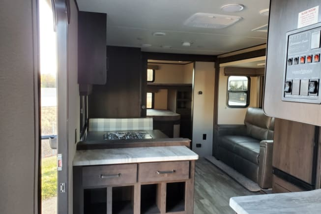 2021 Grand Design Transcend Xplor 297QB available for rent in Moraine OH
