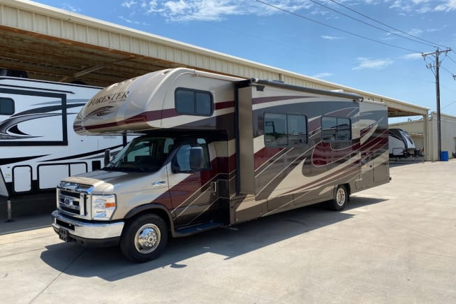 2017 Forest River Forester available for rent in Denton TX