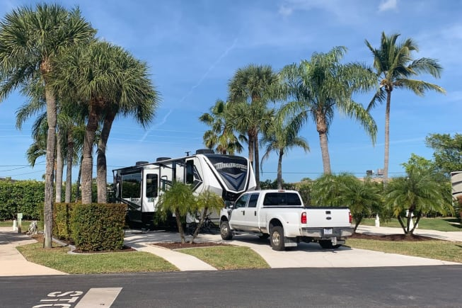 2019 Grand Design Momentum available for rent in Riviera Beach FL
