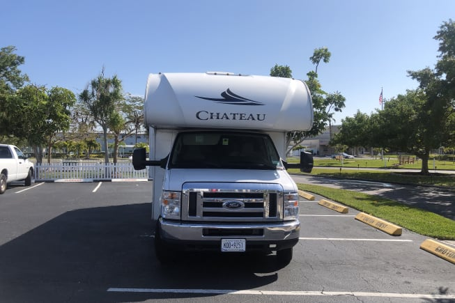 2019 Thor Motor Coach Chateau available for rent in Gulfport FL