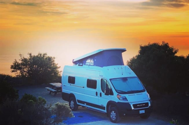 2020 Winnebago Solis available for rent in Carlsbad CA