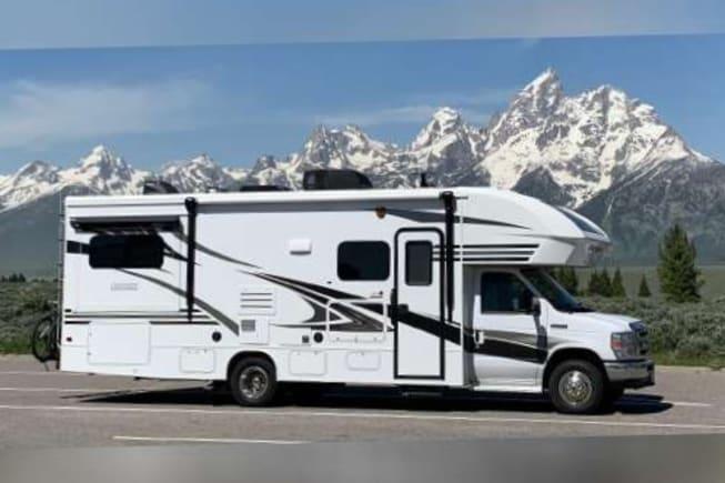 2019 Entegra Coach Odyssey 26D available for rent in Bethlehem GA