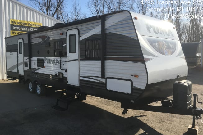 2016 Palomino Puma available for rent in Grandville MI