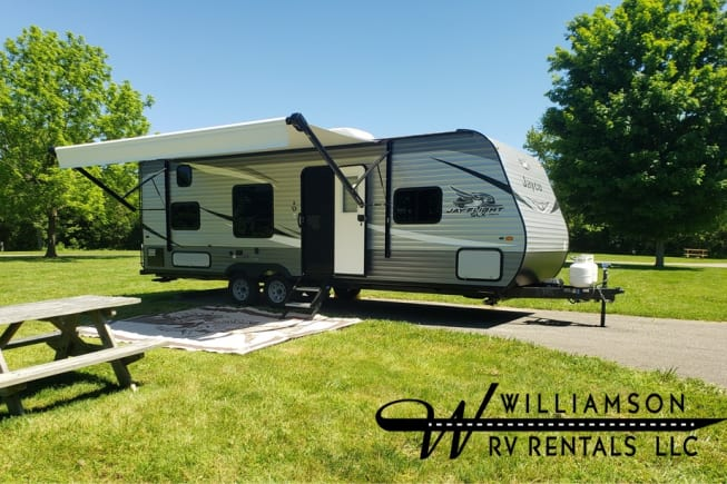 2020 Jayco Jay Flight available for rent in Scipio IN