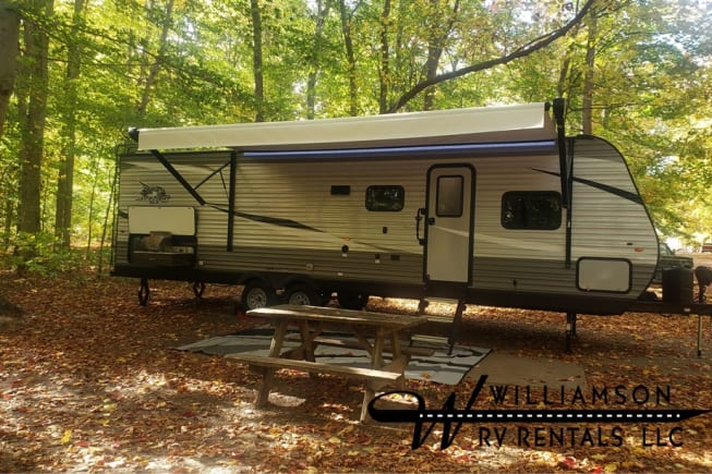 2021 Jayco Jay Flight available for rent in Scipio IN