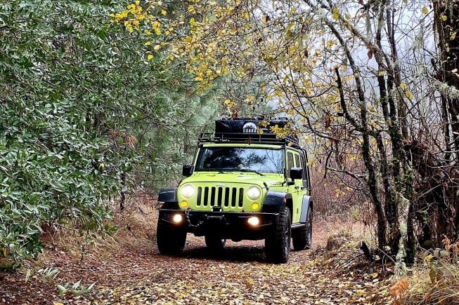 2016 Jeep Wrangler Unlimited Rubicon Hardrock available for rent in Grants Pass OR