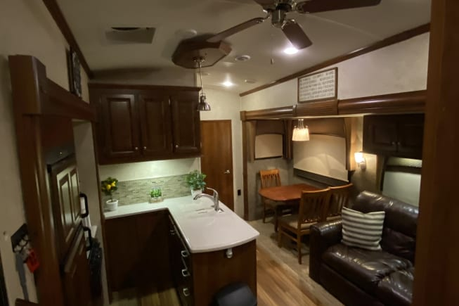 2017 Forest River Blue Ridge available for rent in New Iberia LA