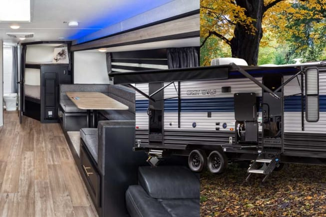 2021 Forest River Cherokee Grey Wolf available for rent in Omaha NE