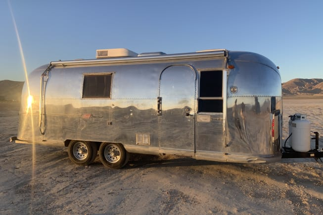 1990 Airstream Airstream available for rent in Stockton CA