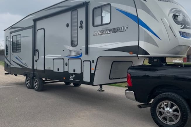 2020 Forest River Cherokee Arctic Wolf available for rent in Tomball TX