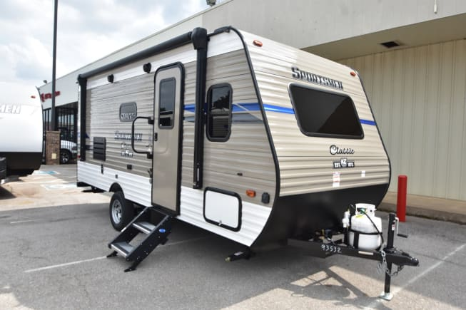 2021 K-Z Manufacturing Sportsman Classic available for rent in Lees Summit MO