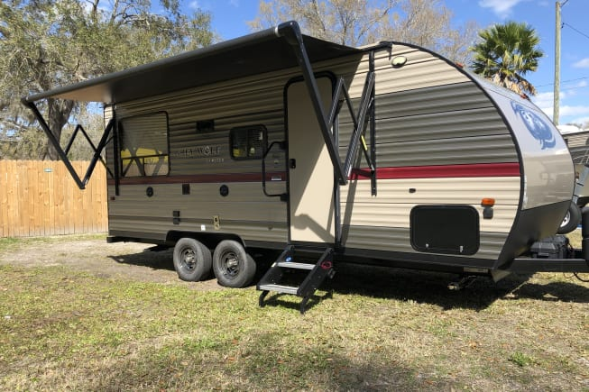 2018 Forest River Cherokee Grey Wolf available for rent in Riverview FL