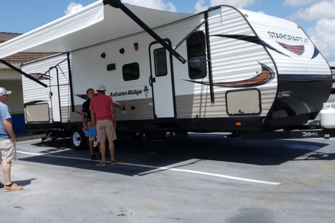 2018 Starcraft Autumn Ridge available for rent in Cedartown GA