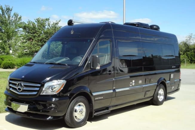 2016 Airstream Interstate available for rent in Tulsa OK