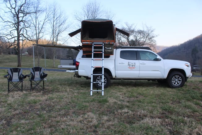 2019 Toyota Tacoma available for rent in Franklin NC