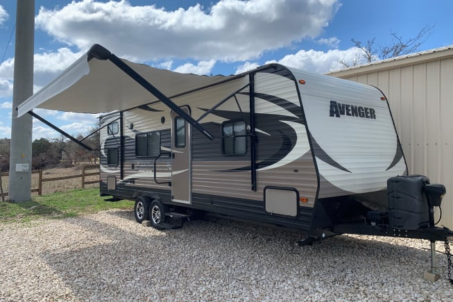 2015 Prime Time Avenger available for rent in Liberty Hill TX