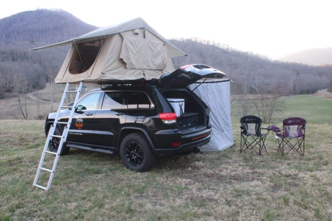 2014 Jeep Grand Cherokee available for rent in Franklin NC