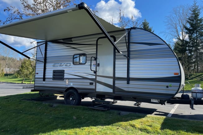 2021 Forest River Evo 177BQ available for rent in Lynnwood WA