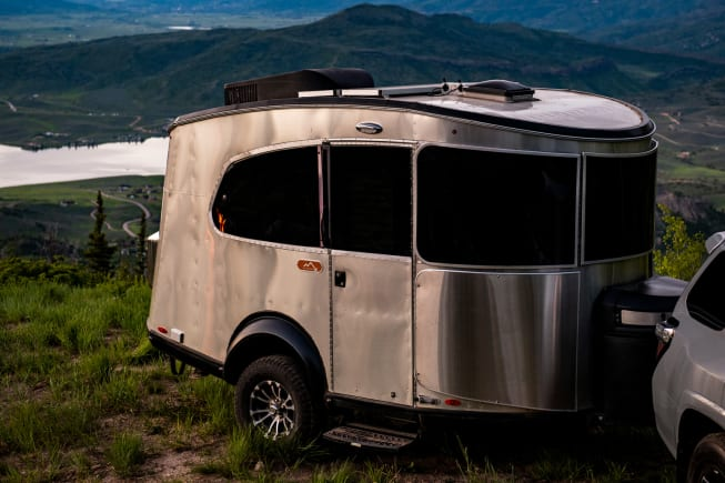 2021 Airstream Base Camp X available for rent in Westminster CO