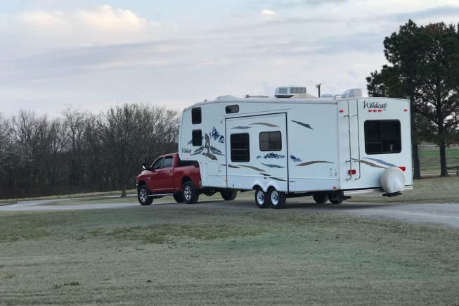 2008 Forest River Wildcat available for rent in Denison TX
