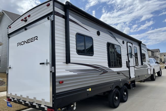 2021 Heartland Pioneer available for rent in Northlake TX