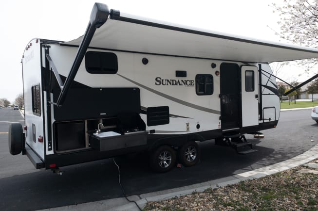 2019 Heartland Sundance available for rent in Brentwood CA