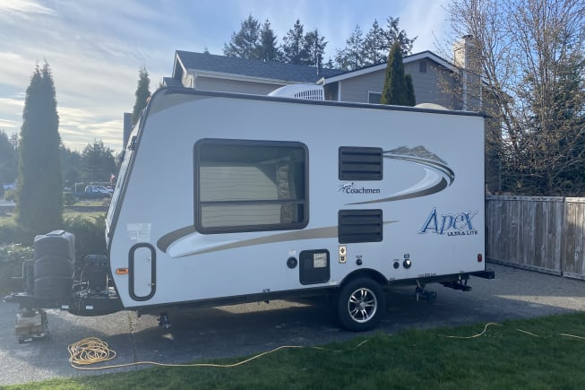 2015 Coachmen Apex available for rent in Graham WA