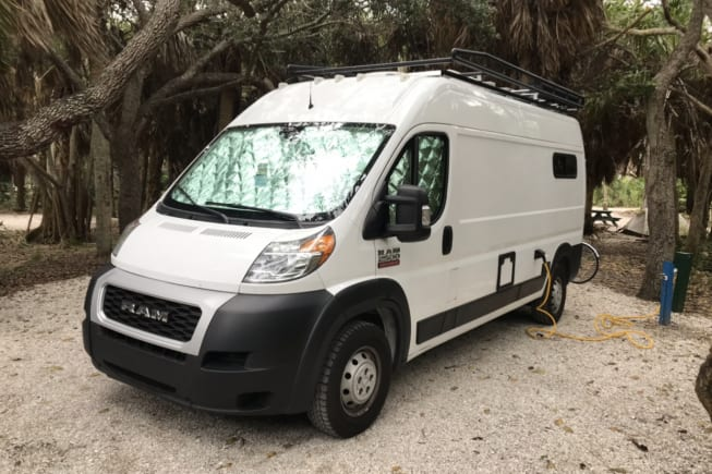 2019 Dodge Ram 2500 available for rent in Saint Petersburg FL