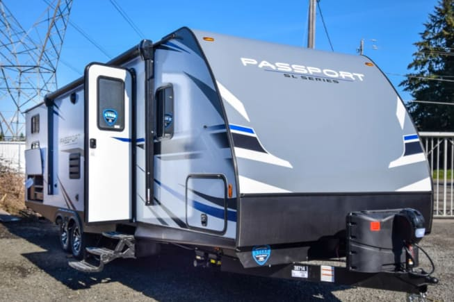 2021 Keystone Passport available for rent in Vancouver WA