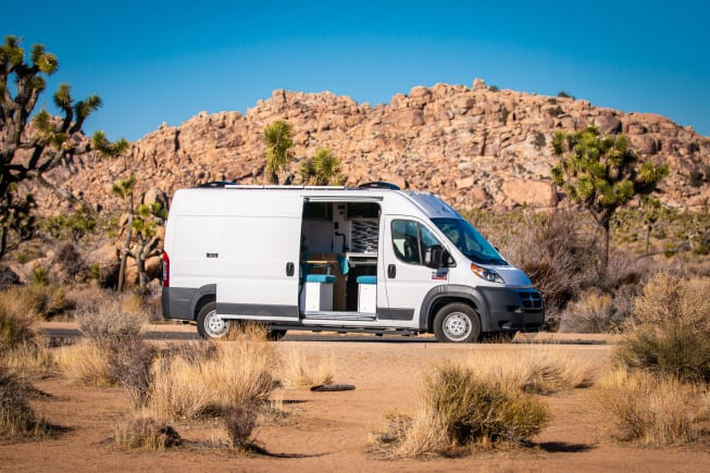 2018 Dodge Ram Promaster 2500 High Roof available for rent in Glendale AZ