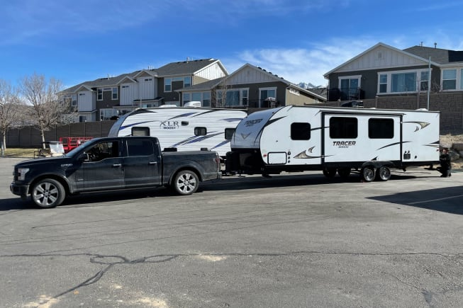 2018 Prime Time Tracer available for rent in Glen Burnie MD