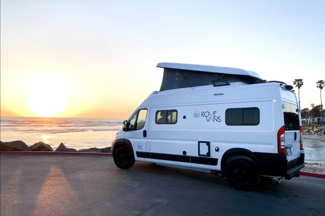 2021 Winnebago Solis available for rent in Encinitas CA