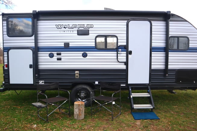 2019 Forest River Wolf Pup available for rent in Albion IN