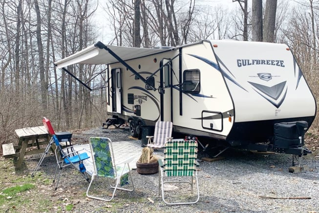 2018 Gulf Stream Gulf Breeze available for rent in Ephrata PA
