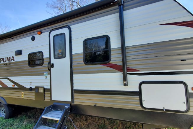2021 Palomino Puma Park Trailer available for rent in Norfolk VA