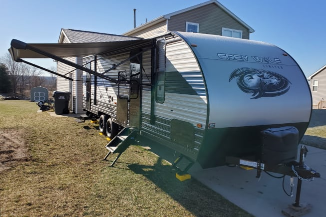 2021 Forest River Cherokee Grey Wolf available for rent in Galesburg MI