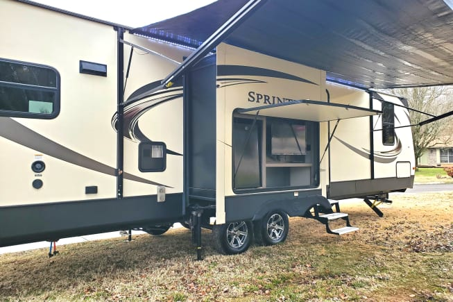2018 Keystone Sprinter available for rent in Seymour TN