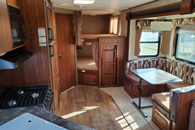 2015 Keystone Cougar Half-Ton available for rent in Florence MT