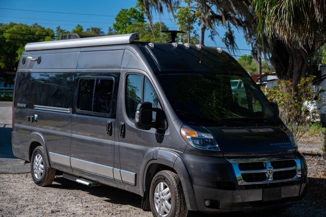 2017 Winnebago Travato available for rent in Tampa FL