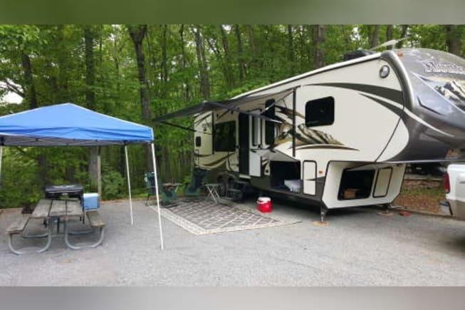 2013 Keystone Montana Mountaineer available for rent in Kalkaska MI